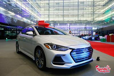 The Hyundai Holiday Lane