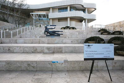Genesis Youth Art Education Grant Ceremony at the Getty Center