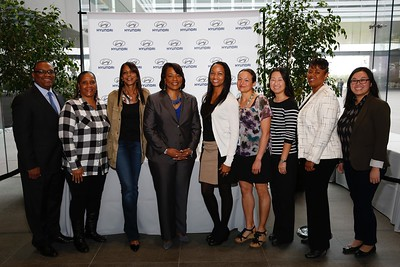 Bernice King Hyundai Event