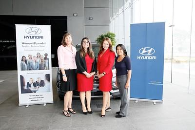Hyundai Motor America and Women@Hyundai welcome Rosie Rios