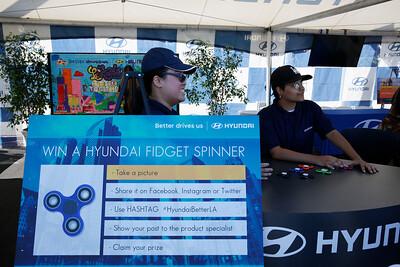 Hyundai Taste of Soul Even, Oct 21, 2017 - Los Angeles, America