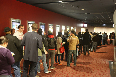 """1211265-044    A screening of """"Side by Side"""" hosted by the Hollywood Post Alliance and Light Iron held at the Arclight Hollywood Cinemas on November 19, 2012 in Los Angeles, California. (Photo by Ryan Miller/Capture Imaging)"""