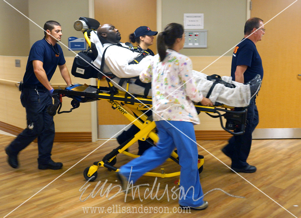 Hancock Medical emergency 8537