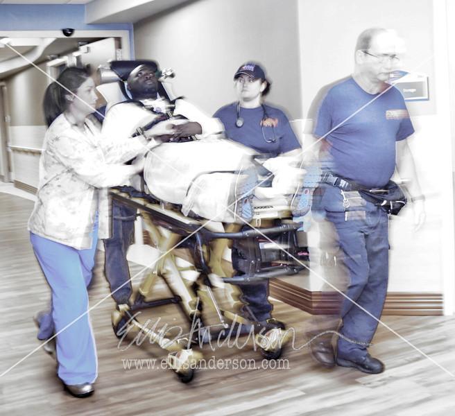 Hancock Medical emergency 8474