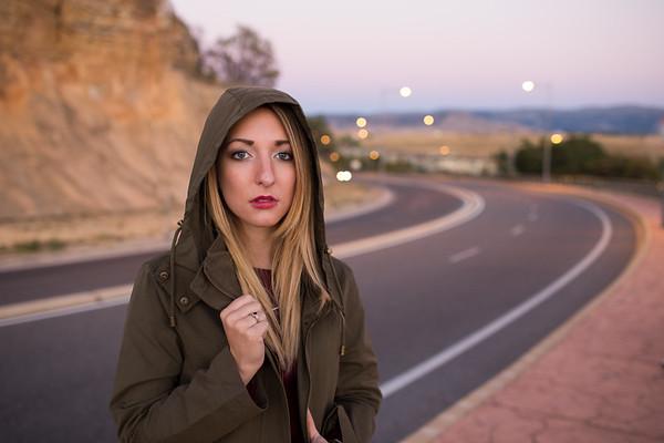 Hannah || Portrait Session