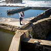 Sutro Bath Enagement Sessions, Land Ends Engagement Photos, Hannah and Gustavo, San Francisco Engagemetn Photographers, San Francisco Wedding photographers