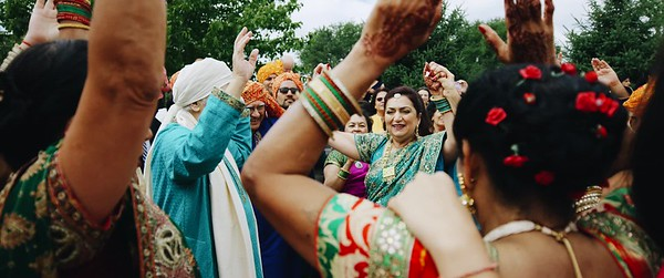 The Hilton Oak Brook Hills Resort Wedding Film with Hansa + Darshan_V2