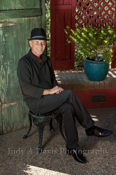 7781<br /> Executive Portraits, Tucson Botanical Gardens, Judy A Davis Photography