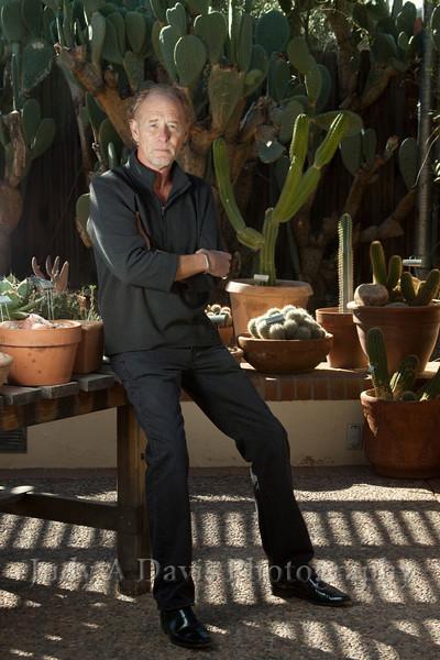 7727<br /> Executive Portraits, Tucson Botanical Gardens, Judy A Davis Photography