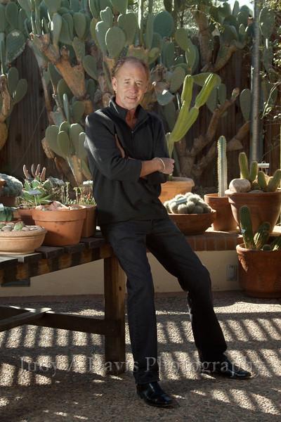 7725<br /> Executive Portraits, Tucson Botanical Gardens, Judy A Davis Photography