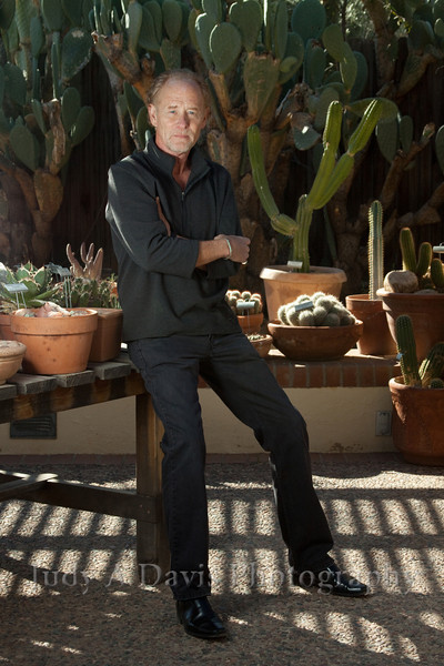 7726<br /> Executive Portraits, Tucson Botanical Gardens, Judy A Davis Photography