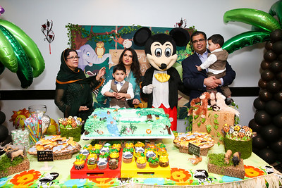 Happy 1st and 3rd BDay Mikail and Nyle