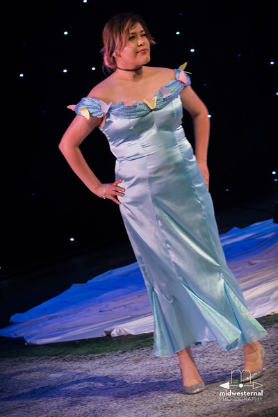 3rd Place: Adriana Espinosa