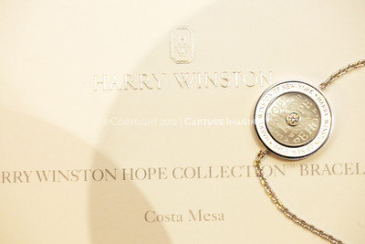 1211259-021    COSTA MESA, CA -  NOVEMBER 1: The Harry Winston Hope Collection Bracelet debut to benefit CHOC Children's hospital at the Harry Winston South Coast Plaza Salon on November 1, 2012 in Costa Mesa, California. (Photo by Michael Rueter/Capture Imaging)