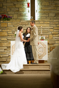 Hawker-Williams Wedding