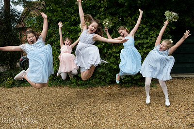 Hazel and Jason's Oxfordshire wedding