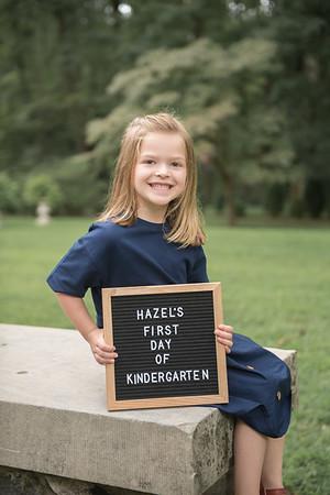 Hazel - Kindergarten