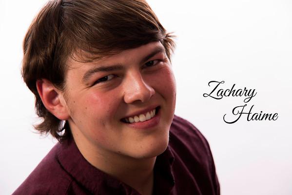 Zachary Haime