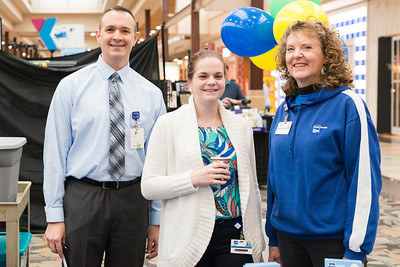 Lake Health,Great Lakes Mall,Mall Walker,Kick Off