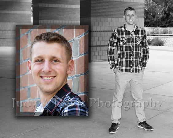 Family and Senior Portraits, University of Arizona, Tucson, Arizona, Judy A Davis Photography