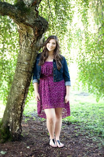 Samantha Hemer Senior Portrait III