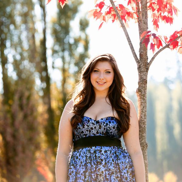 Samantha Hemer Senior Portrait IX