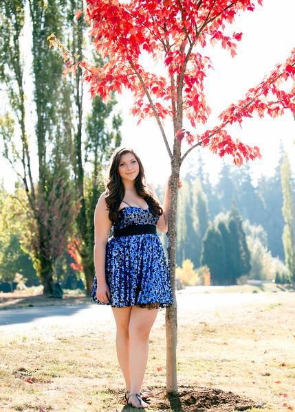 Samantha Hemer Senior Portrait VIII