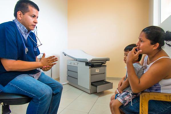 Hesburgh Hospital, Santo Domingo