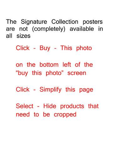 Signature Sizes