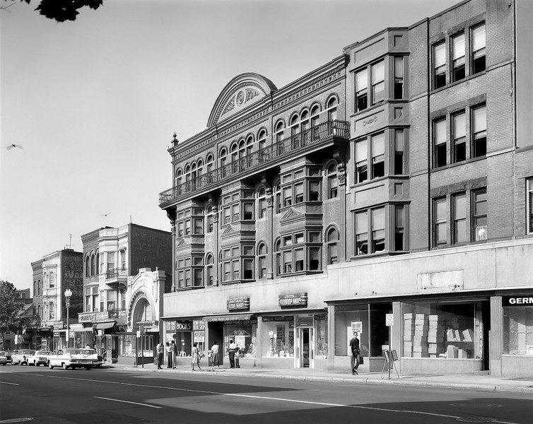 922 9th Street, NW, photographed 7/5/1963.