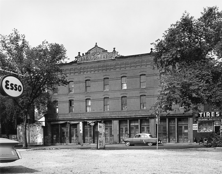 1103 11th Street NW, photographed 7/17/1965.