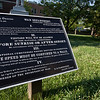 The Society's Urban Photography Series includes guided photo tours of neighborhoods in each of the District's eight wards. The tour of  Brightwood (Ward 4) was led by Pat Tyson. <br /> <br /> PICTURED:  Battleground National Cemetery – final resting place of 41 Union soldiers.<br /> <br /> Shot 6/29/2013. Credit: Anne McDonough, © Historical Society of Washington, D.C.
