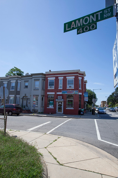 The Society's Urban Photography Series includes guided photo tours of neighborhoods in each of the District's eight wards. The tour of Park View (Ward 1) was led by Kent Boese. <br /> <br /> PICTURED: <br /> <br /> Shot 6/22/2013. Credit: Anne McDonough, © Historical Society of Washington, D.C.