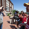 The Society's Urban Photography Series includes guided photo tours of neighborhoods in each of the District's eight wards. The tour of Park View (Ward 1) was led by Kent Boese. Shot 6/22/2013. Credit: Anne McDonough, © Historical Society of Washington, D.C.