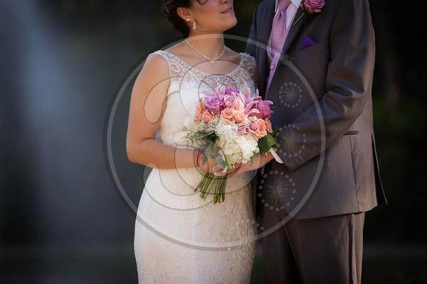 Holly & Gordon wedding