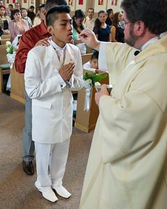 Communion Hispanic-9118-32 8X10