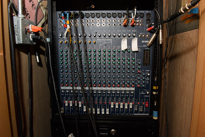 Musician's mixer