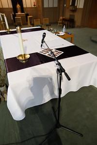 Altar mic