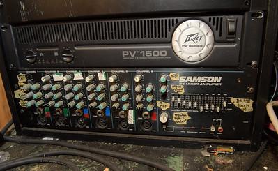 Musicians' amp
