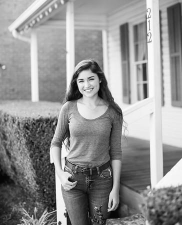 Hope's Senior Photos