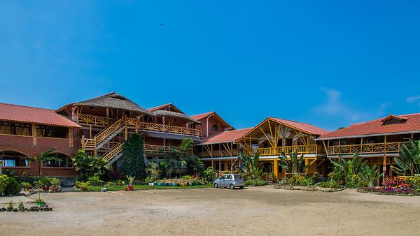 Hotel Victor Hugo - Puerto Lopez