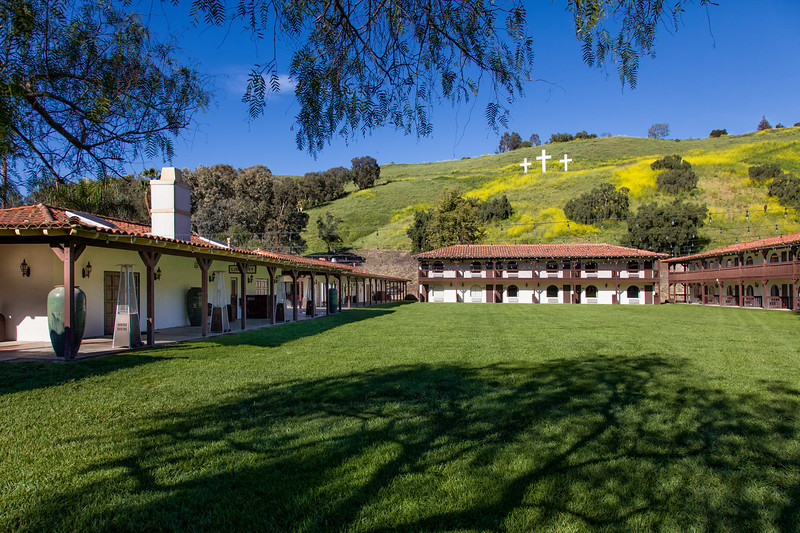Saddleback Church Rancho Capistrano Campus. Meeting and Conference Center