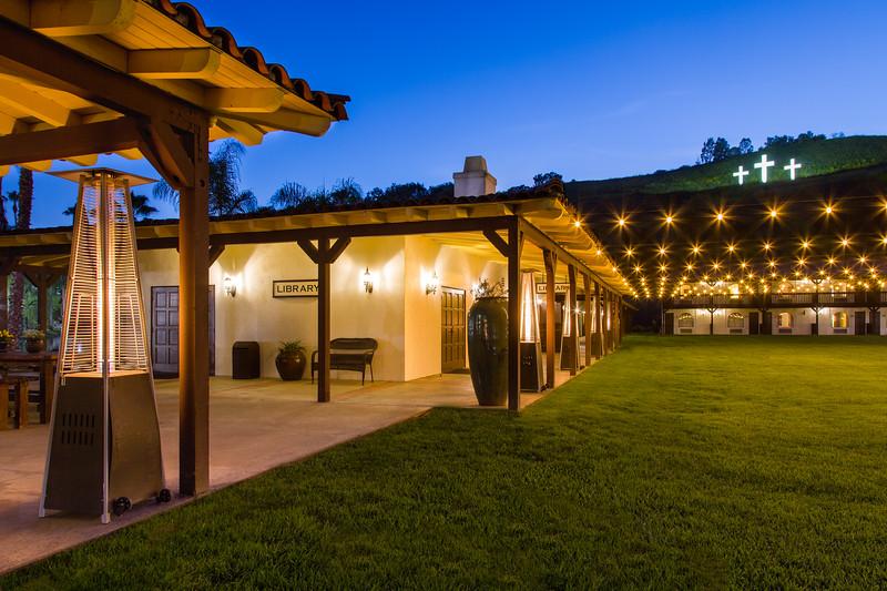 Saddleback Church Rancho Capistrano Property