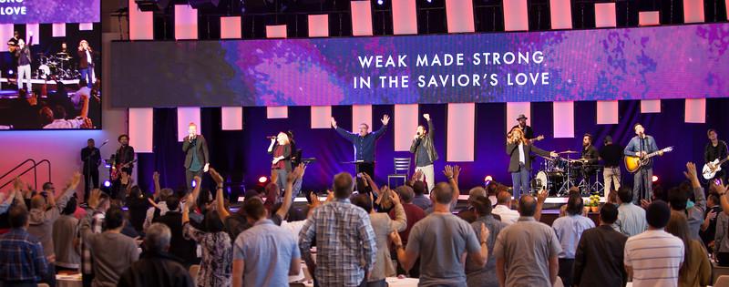 Saddleback Church's 27th Annual Pastor's Prayer Breakfast.