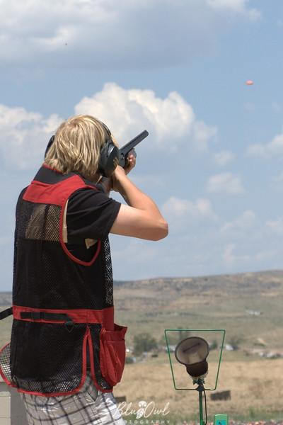 Trap Shoot-2012