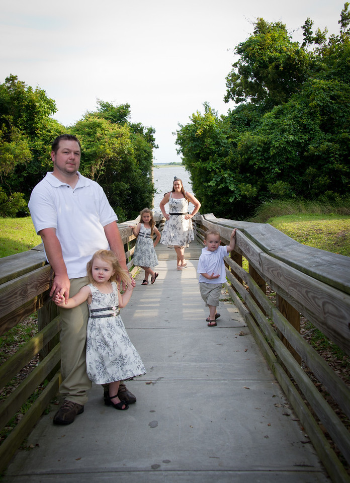 The Humprey Family - Stormy Long Photography - Jacksonville NC Family Portrait Photographer