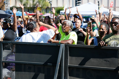 The Hyundai Sound Stage at Taste of Soul 2018