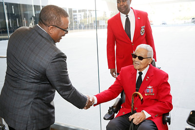 The Hyundai Black History Month event with Tuskegee Airman Brigadier General Charles Edward McGee