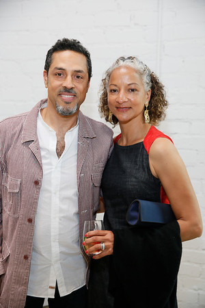 The Institute of Contemporary Art Benefit Brunch honoring artist Henry Taylor