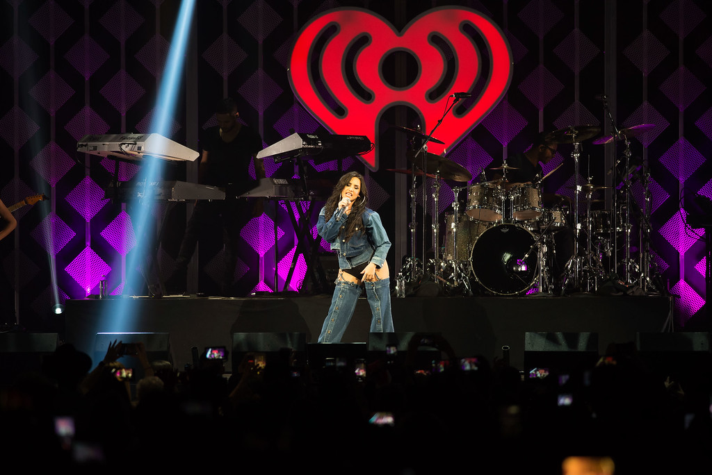 USA - 2017 - Y100 iHeartRadio Jingle Ball in Sunrise
